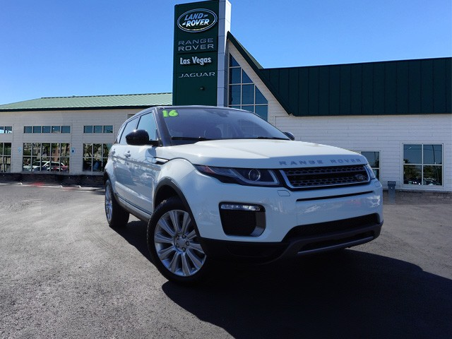 Certified Pre Owned 2016 Land Rover Range Rover Evoque Hse Awd Hse
